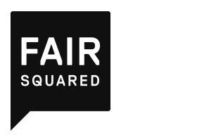 Fair Squared logo